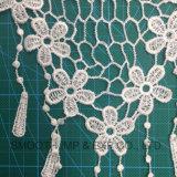 Оптовая торговля моды шее спицы вышивка кружева втулку Tassel одежды для принадлежностей
