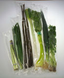 Vitesse rapide Sami-Automatic Type horizontal Machine d'emballage de fruits et légumes prix d'usine