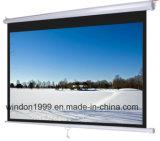""""""" schermo di proiezione manuale 120 con la chiusura del sistema a chiave, schermi di proiezione"""