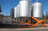 500-1000ton Silo van de Opslag van het Graan van het Voer van het Landbouwbedrijf van het gevogelte de Gebruikte Plastic voor Verkoop