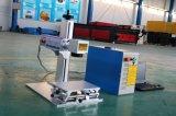 20W de mini Draagbare Laser die van de Vezel Machine met Geschikte Prijs merken