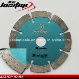D114mm de Natte Scherpe Schijf van het Graniet voor de Markt van Vietnam