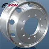 22.5 polegadas forjaram a roda do caminhão da liga de alumínio