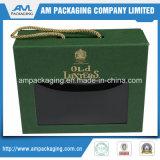 Handle&Window Luxury Packaging Bespoke Recycled Paper Gift Box로