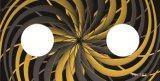 Vetro Tempered rivestito di colore di alta qualità per il comitato della stufa di gas