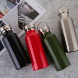 Doppeltes ummauert Edelstahl-Wasser-Flaschen-Vakuumflaschen-Thermalflasche