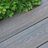 Facile installare le schede di pavimentazione composite di plastica di legno