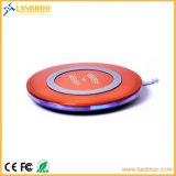 Франтовская беспроволочная циновка заряжателя 5W для мобильных телефонов