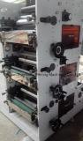 레이블 3 색깔을%s Flexo Pritning 기계
