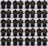 Питсбург Миллер Терри Брэдшоу Artie ожогов Маркус пшеницы футбола футболках NIKEID