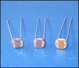 Photoresistor 7mm Ldr Photo Resistors 빛 Dependent Resistor