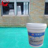 O material à prova de água interiores pintura impermeável de poliuretano