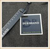 Modifica di carta personalizzata del panno stampata marchio di marca per l'indumento