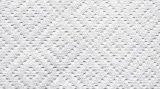 1telas 100% virgen múltiples Toalla de mano de papel blanco