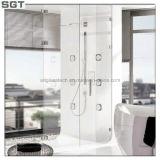 vidro temperado de 12mm para portas do chuveiro com AS/NZS2208