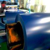 Bobina de aluminio cubierta color azul claro (AE-36A)