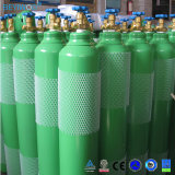De Gasfles van het Staal ISO9809 150bar 200bar voor het Helium van het Argon van de Stikstof van de Zuurstof