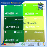 100%folha de acrílico Verde Lexan (PA03)