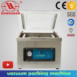 Câmara dupla máquina de embalagem a vácuo com uma grande sala de bomba de vácuo e a insuflação de gás