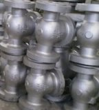 moulage de précision en acier inoxydable pièces de rechange de soupape
