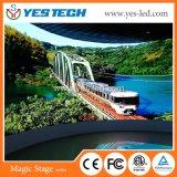 Magnésium P2.84 d'intérieur, 3.125, 3.9, 4.4, 4.8, 5.9, Afficheur LED 6.25 de Yestech