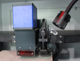 Lâmpada UV 17W em metal de alta precisão e Tubo Non-Metal e folhas de corte a laser