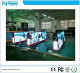 P5 doppio tetto del lato LED che fa pubblicità allo schermo