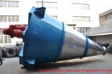 Mezclador superventas del cono de la hélice doble del mezclador concreto