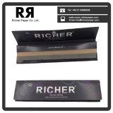 Papier de roulement ultra mince de qualité de Rizla fumant avec le joint d'aimant
