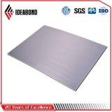 Panneau composé en aluminium peint par PVDF d'Ideabond 1220*2440mm pour Overbridge (AF-408)