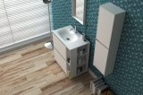 Qualitäts-Marmorbadezimmer-Möbel-fester Oberflächenbadezimmer-Schrank