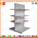 Shelving personalizado Manufactured da loja do supermercado (Zhs202)