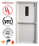 American Standard UL-10b 10c 1.0, para 3.0 horas Fire Rating Steel Fire Door, Steel Safety Door