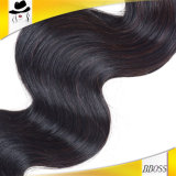 Texture non transformée de cheveu de 100% de cheveu péruvien