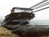 Goma marina Airbag para el aterrizaje del buque y el lanzamiento