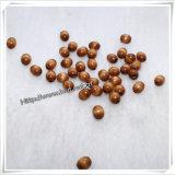 I branelli di legno rotondi e verniciata del quadrato, di ovale, rosario borda (IO-wa025)