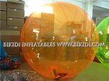 Sfera ambulante della buona di prezzi della bolla dell'acqua acqua gonfiabile enorme della sfera, sfera di Zorb dell'acqua