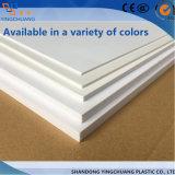 Panneau mural Panneau en PVC blanc pour les matériaux de construction