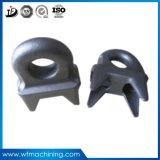Customed forjó a piezas de automóvil de acero de la forja de China de la fork de acero de la rotación