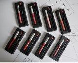 Nécessaire cosmétique de languette de Veronni Lipgloss liquide mat avec le jeu de Lipliner