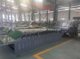 中国製カートンボックス作成のための自動ボール紙のフルートの薄板になる機械