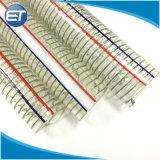 Tubo flessibile di rinforzo del tubo d'aspirazione dell'acqua del tubo flessibile/PVC del filo di acciaio della molla del PVC