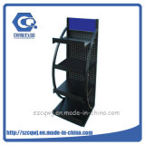 Indicação da bateria do carro de metal Rack para frasco de óleo de lubrificação