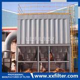 Filter-Niederdruck-langer Beutel-Staub-Sammler