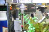 Плавая термометр бака рыб термометра аквариума с чашкой всасывания