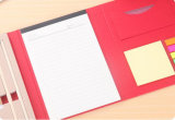 Caderno combinado recicl para o projeto por atacado ou personalizado