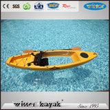 Sentarse solo en parte superior kayak Pesca transparente inferior con asiento Deluxe Kayak