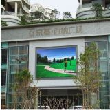 Diodo emissor de luz Display Screens de P8 SMD Outdoor para Advertizing Video
