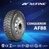 Pneumático sem câmara de ar da fábrica do pneumático da parte superior 10 para o caminhão 11r22.5 & 11r24.5 & 295/80r22.5 & 315/80r22.5