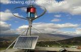 Générateur de vent de 1000W Maglev et projet hors-grille du panneau solaire